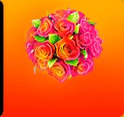 Розы в Красноярске