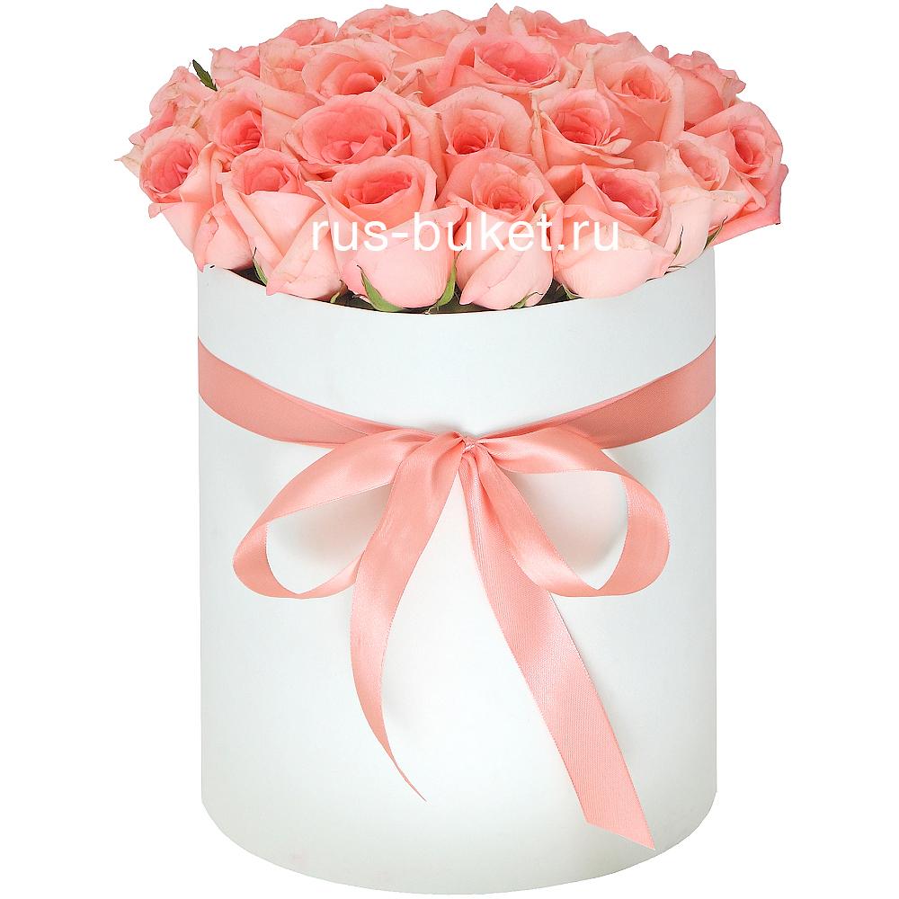 Купить розы с доставкой в москве недорого