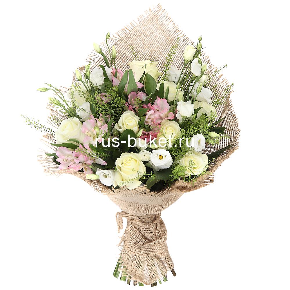 Русский букет доставка цветов самара