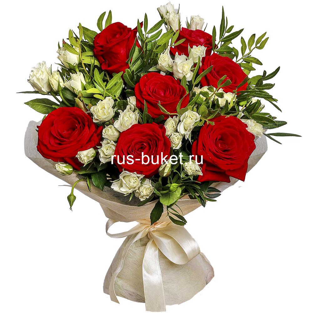 Букеты цветов в москве заказать