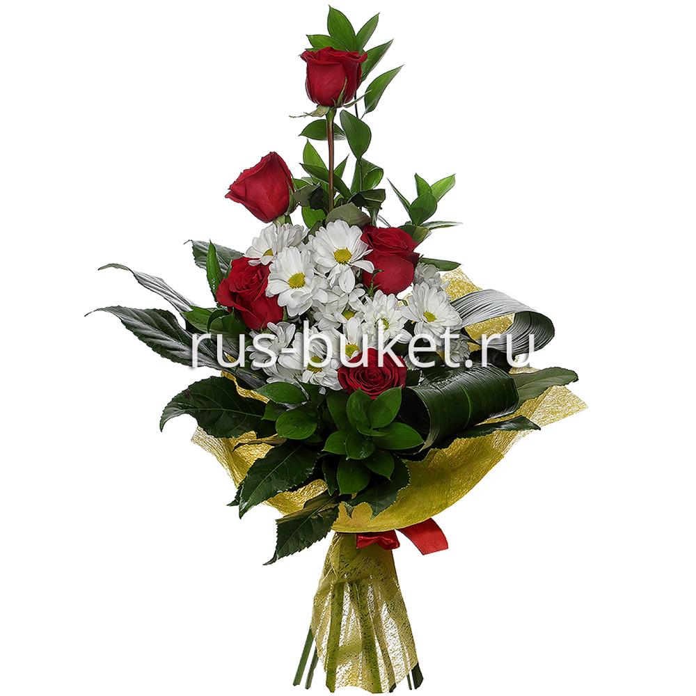 Цветы с доставкой бизнес-букет для мужчин москва букеты на свадьбу каскадные