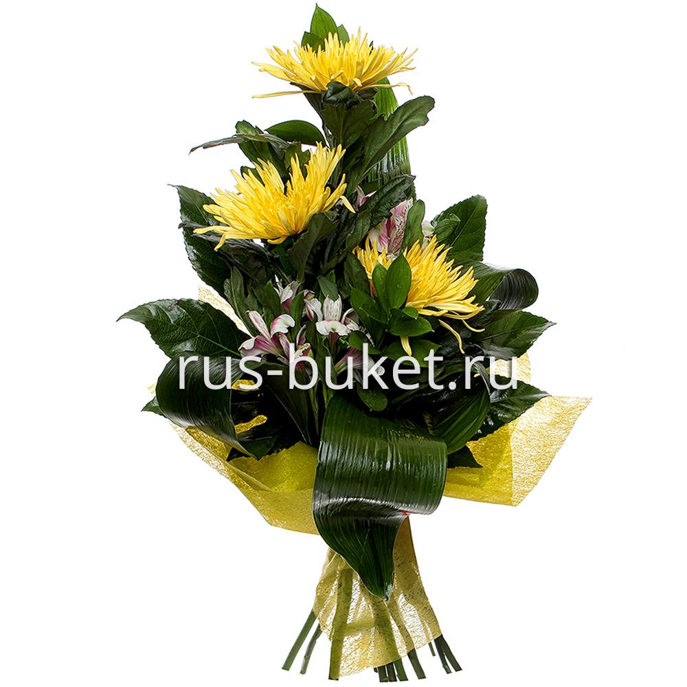 Заказ и доставка цветов и подарков по москве