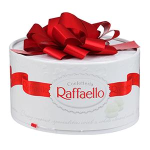 Подарки на 14 февраля - Набор конфет «торт Рафаэлло»