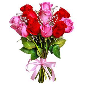 Экспресс букет +30% цветов с доставкой в Москве