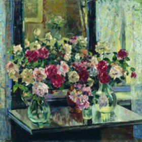 Цветочные композиции в русской живописи