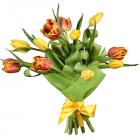 """Букет """"Тюльпаны (11 шт.)"""""""